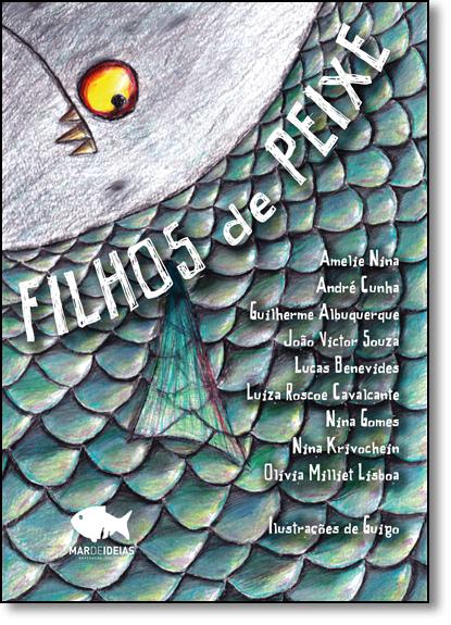 Filhos de Peixe, livro de Amelie Nina