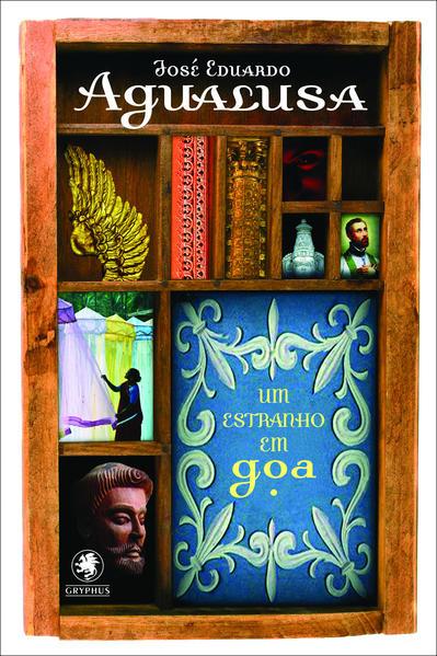 Um Estranho em Goa, livro de José Eduardo Agualusa