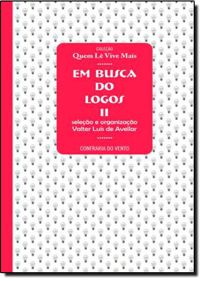 Em Busca do Logos 2, livro de Valter Luís de Avellar