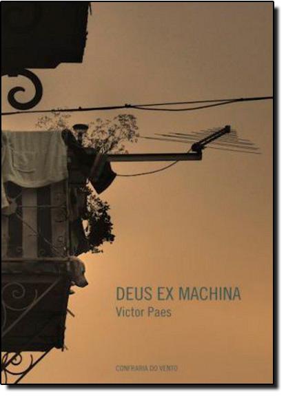 Deus Ex Machina, livro de Victor Paes
