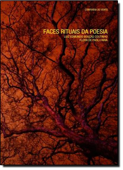 Faces Rituais da Poesia, livro de Flora de Paoli Faria