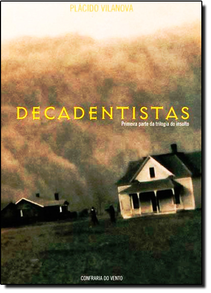 Decadentistas, livro de Plácido Villanova