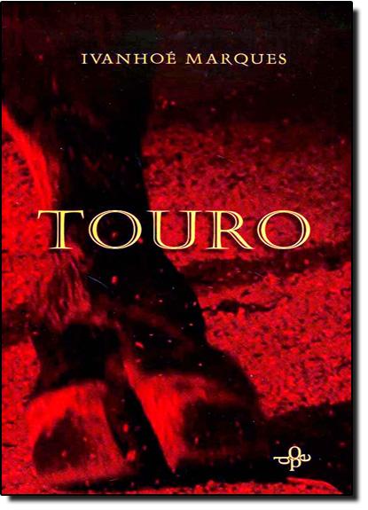 Touro, livro de Ivanhoé Marques