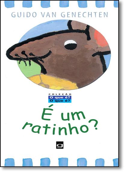 E um Ratinho?, livro de Guido Van Genechten