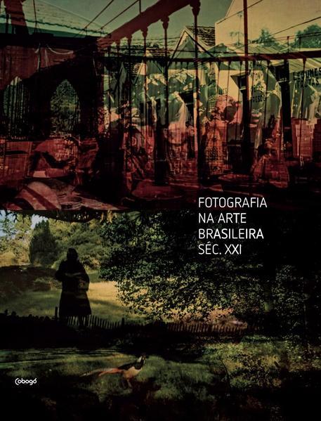 Fotografia na arte brasileira séc. XXI, livro de