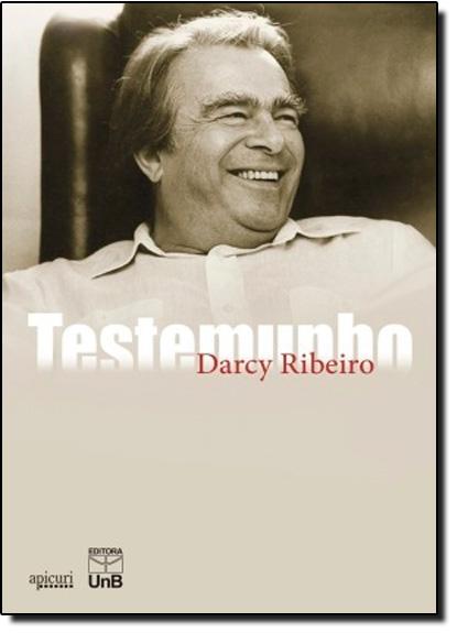 Testemunho, livro de Darcy Ribeiro.