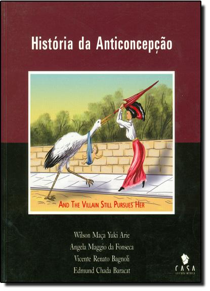 HISTORIA DA ANTICONCEPCAO, livro de FONSECA, ANGELA MAGG