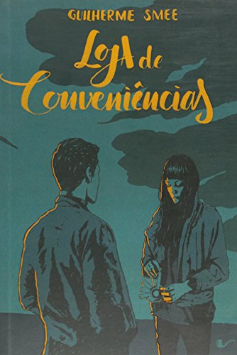 Loja de Conveniências, livro de Guilherme Smee
