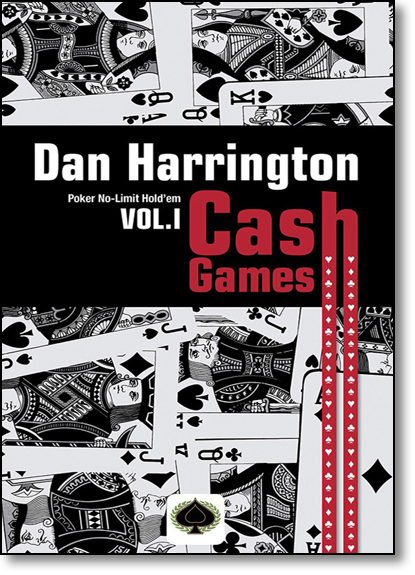 Cash Game - Vol.1, livro de Bill Robertie