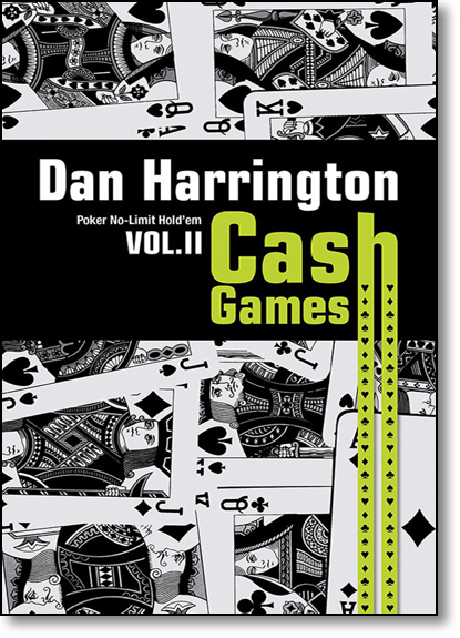 Cash Games - Vol. 2, livro de Bill Robertie