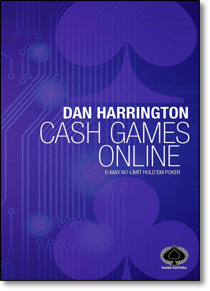 Cash Games Online, livro de Dan Harrington