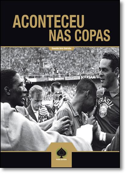 Aconteceu nas Copas, livro de Oswaldo Iorio
