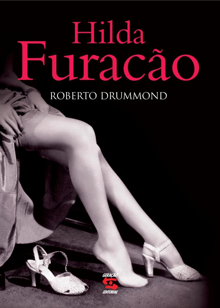 Hilda Furacão, livro de DRUMMOND, ROBERTO