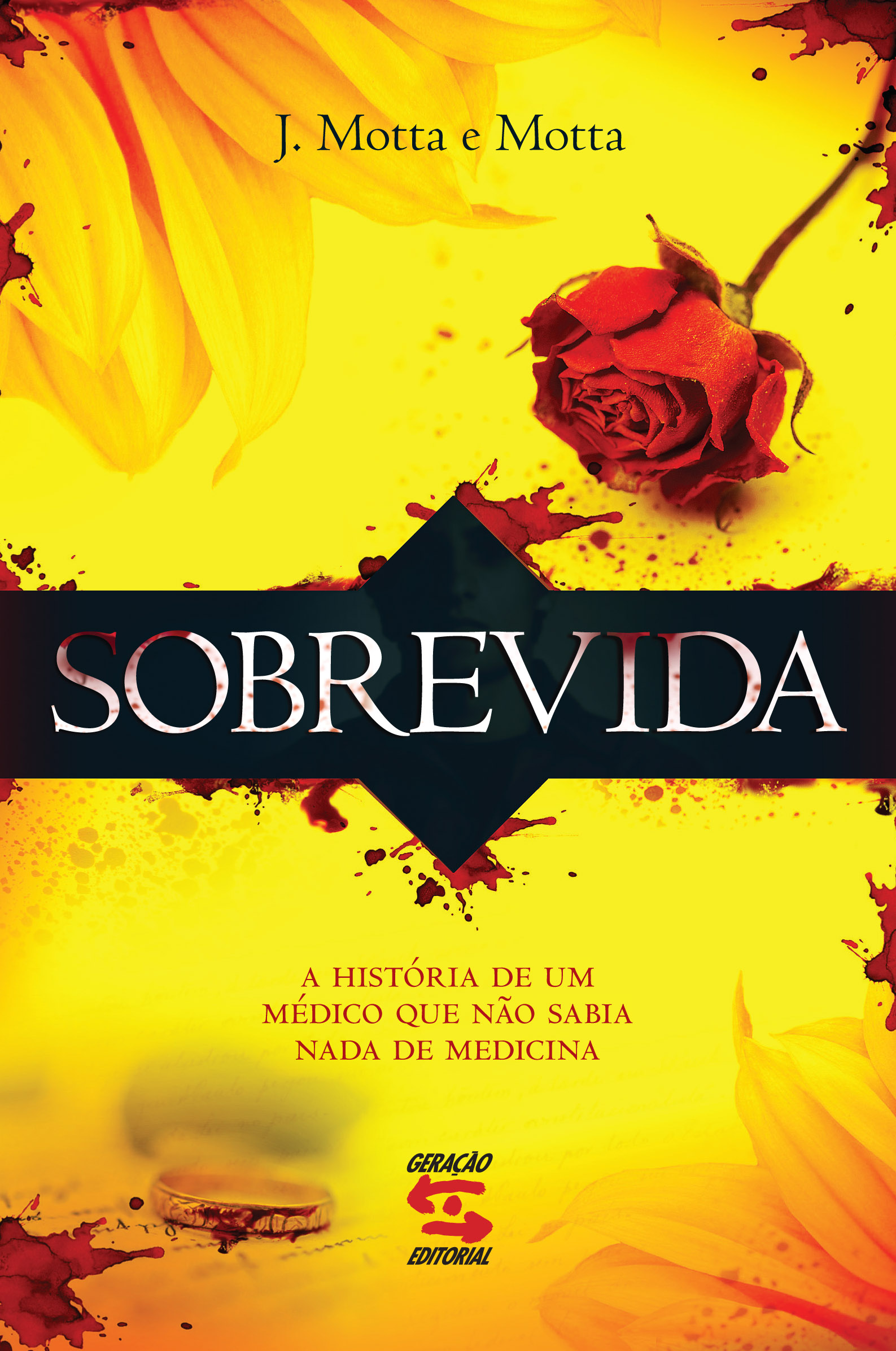 SOBREVIDA, livro de JOSIANE MOTTA E MOTTA