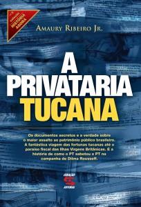 A privataria tucana, livro de Amaury Ribeiro Jr.