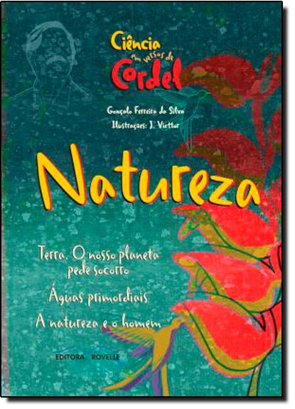 Natureza, livro de Gonçalo Ferreira Da Silva