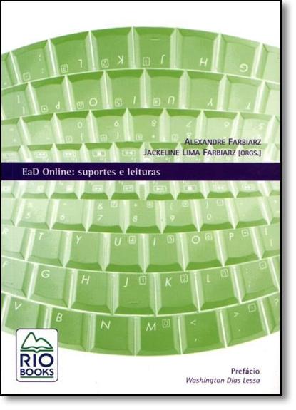 Ead Online: Suporte e Leituras, livro de Alexandre Farbiarz