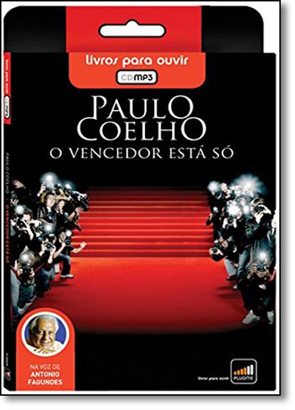 VENCEDOR ESTA SO, O - AUDIOLIVRO, livro de Maria Alice Zarur Coelho
