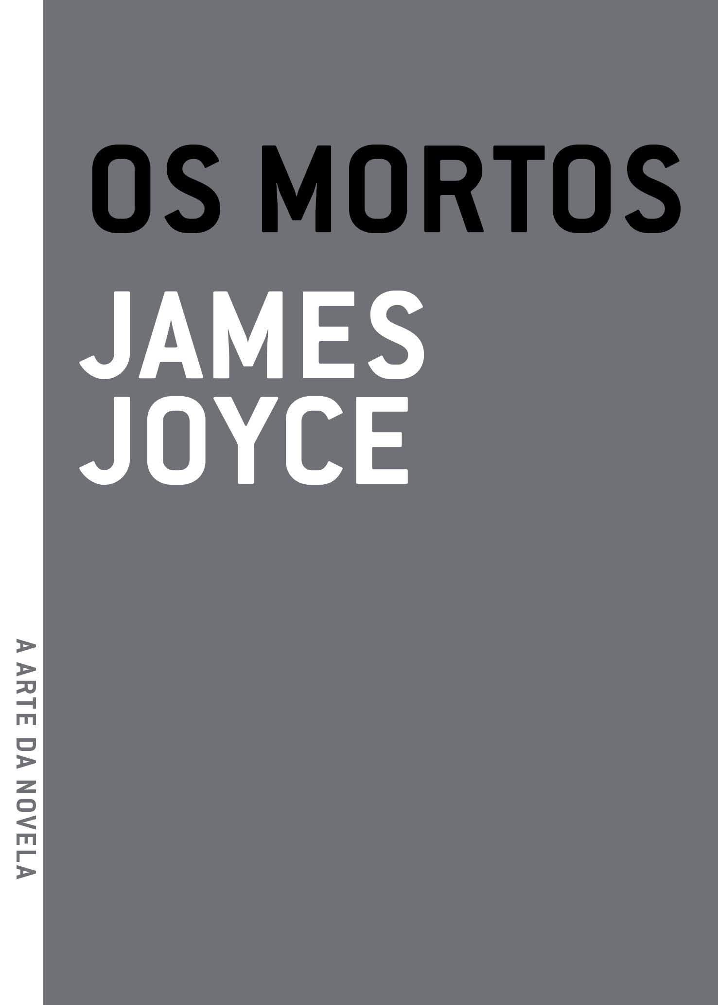 Mortos, Os, livro de James Joyce