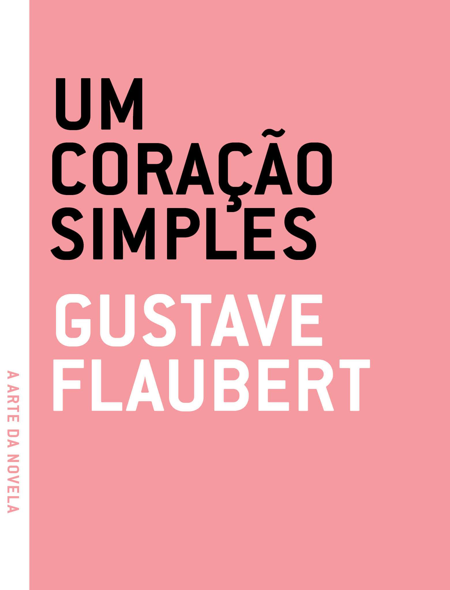 Coração Simples, Um, livro de Gustave Flaubert