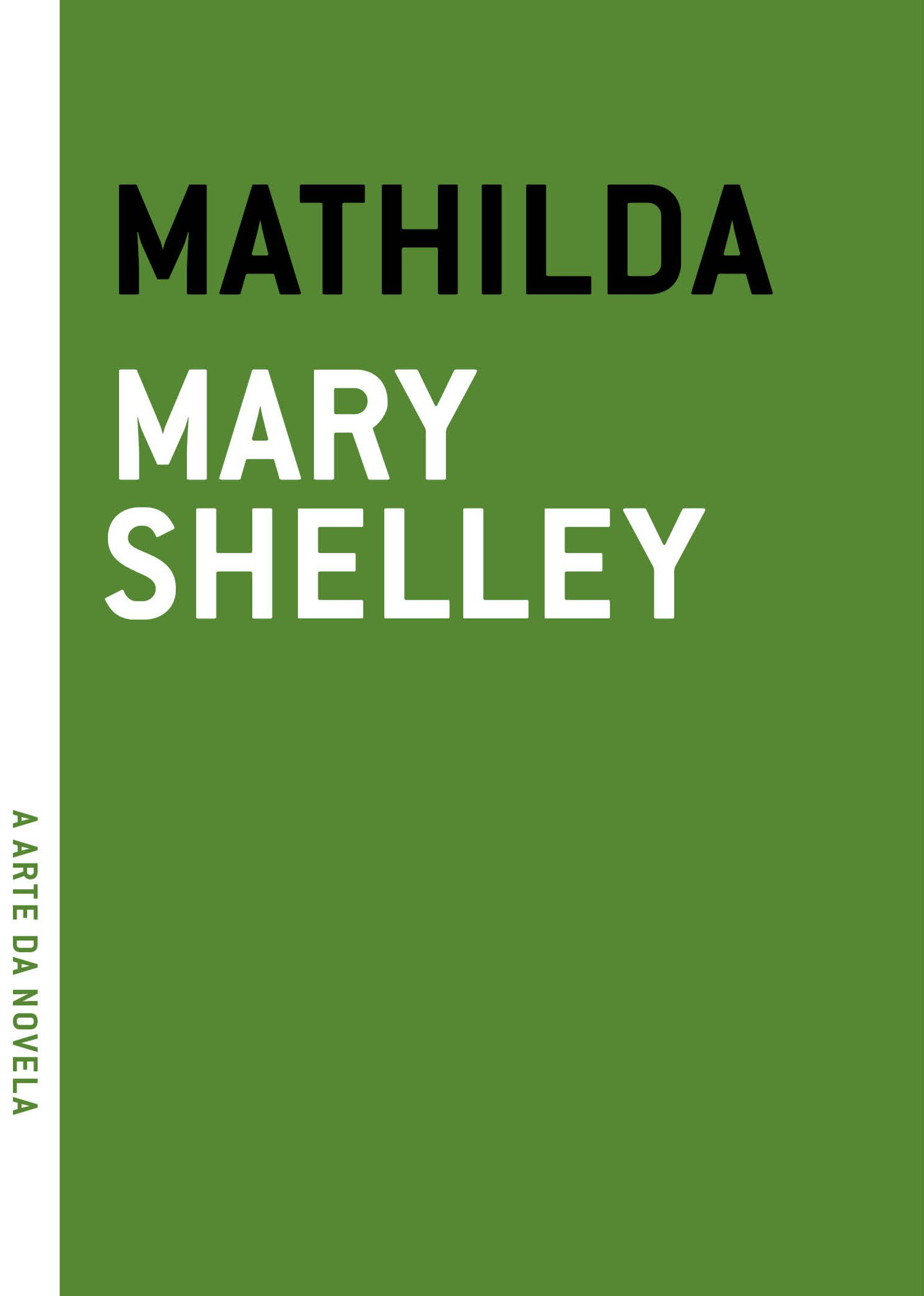 Mathilda, livro de Mary Shelley