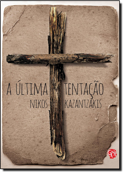 Última Tentação, livro de Nikos Kazantzákis