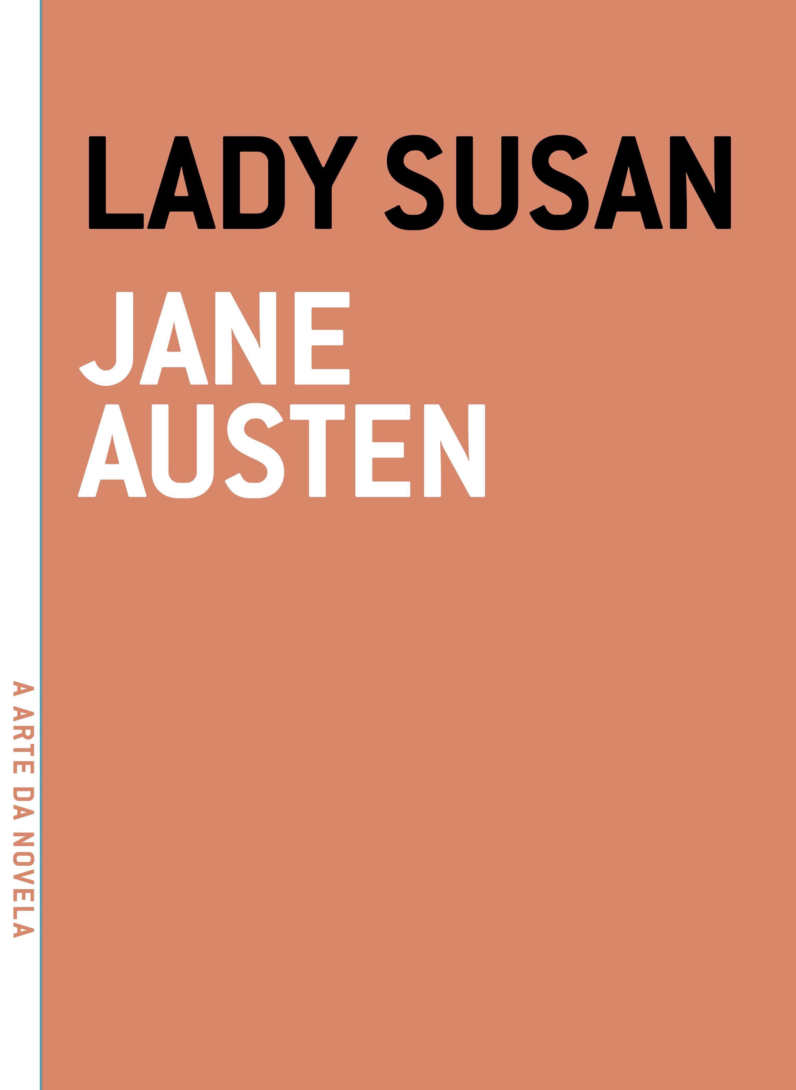 Lady Susan, livro de Jane Austen