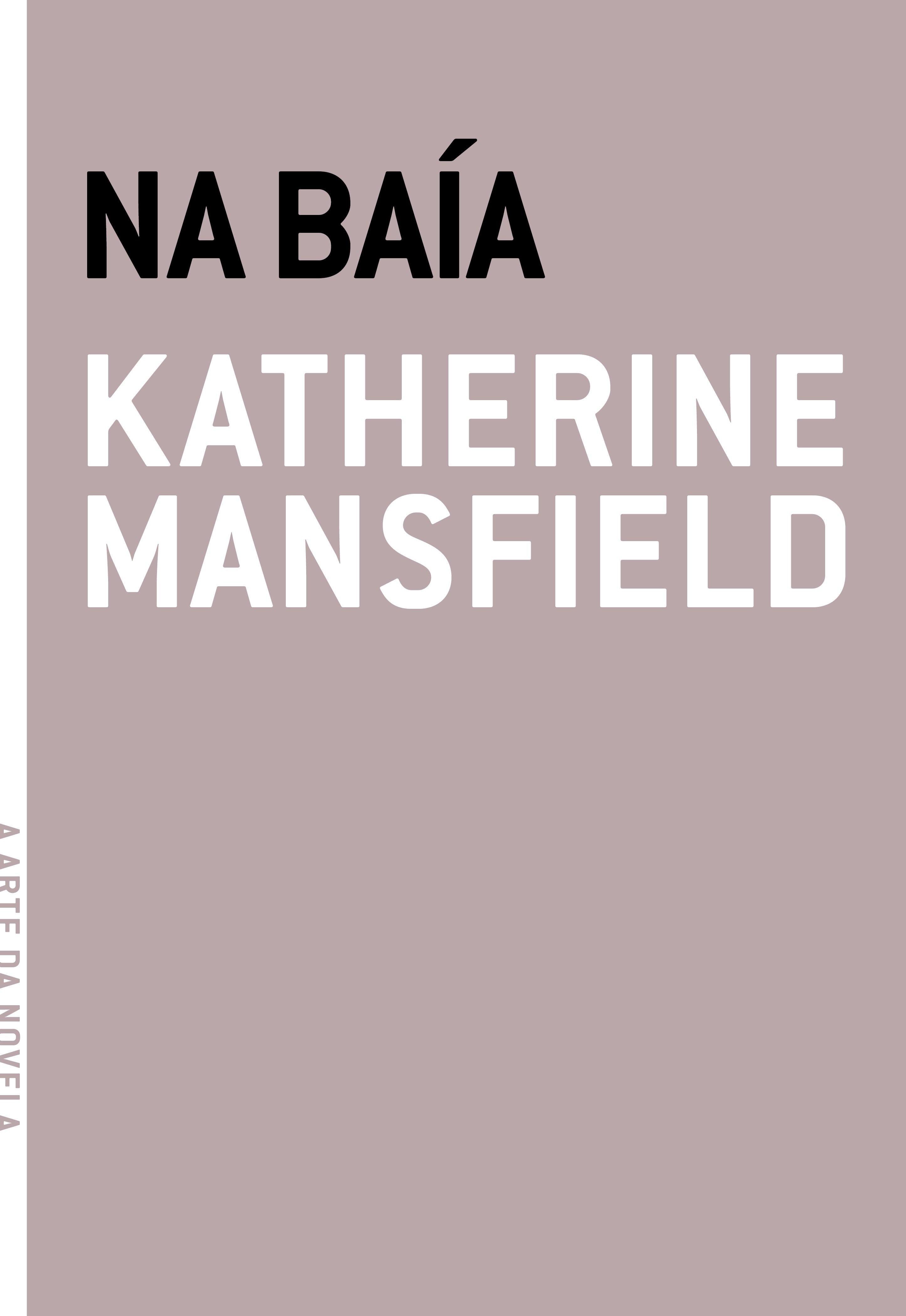 Na baía, livro de Katherine Mansfield