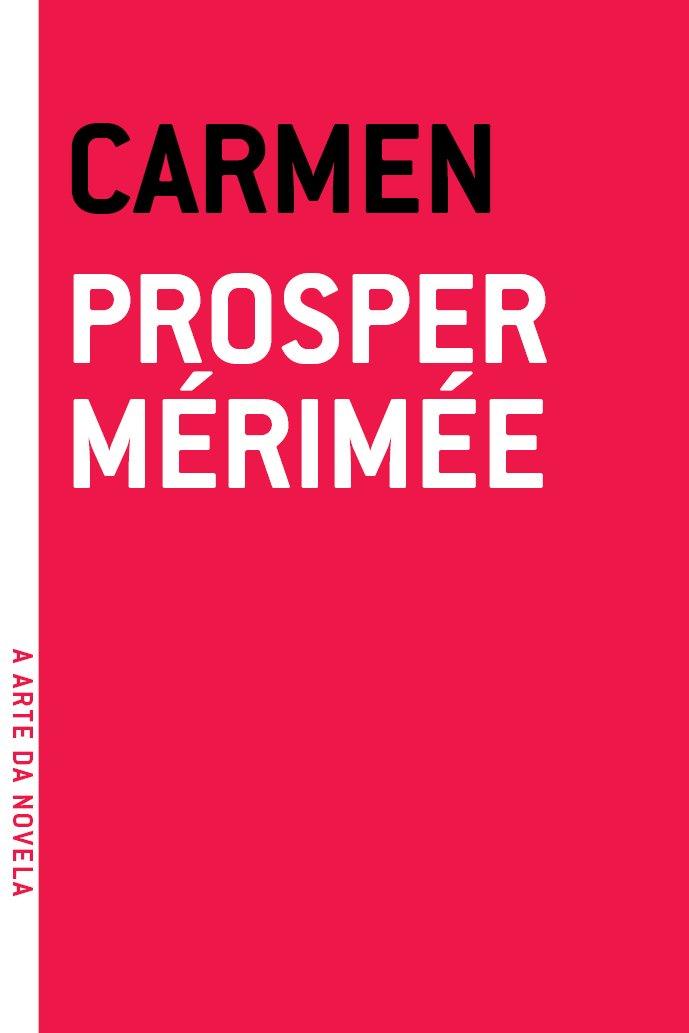 Carmen, livro de Prosper Mérimée