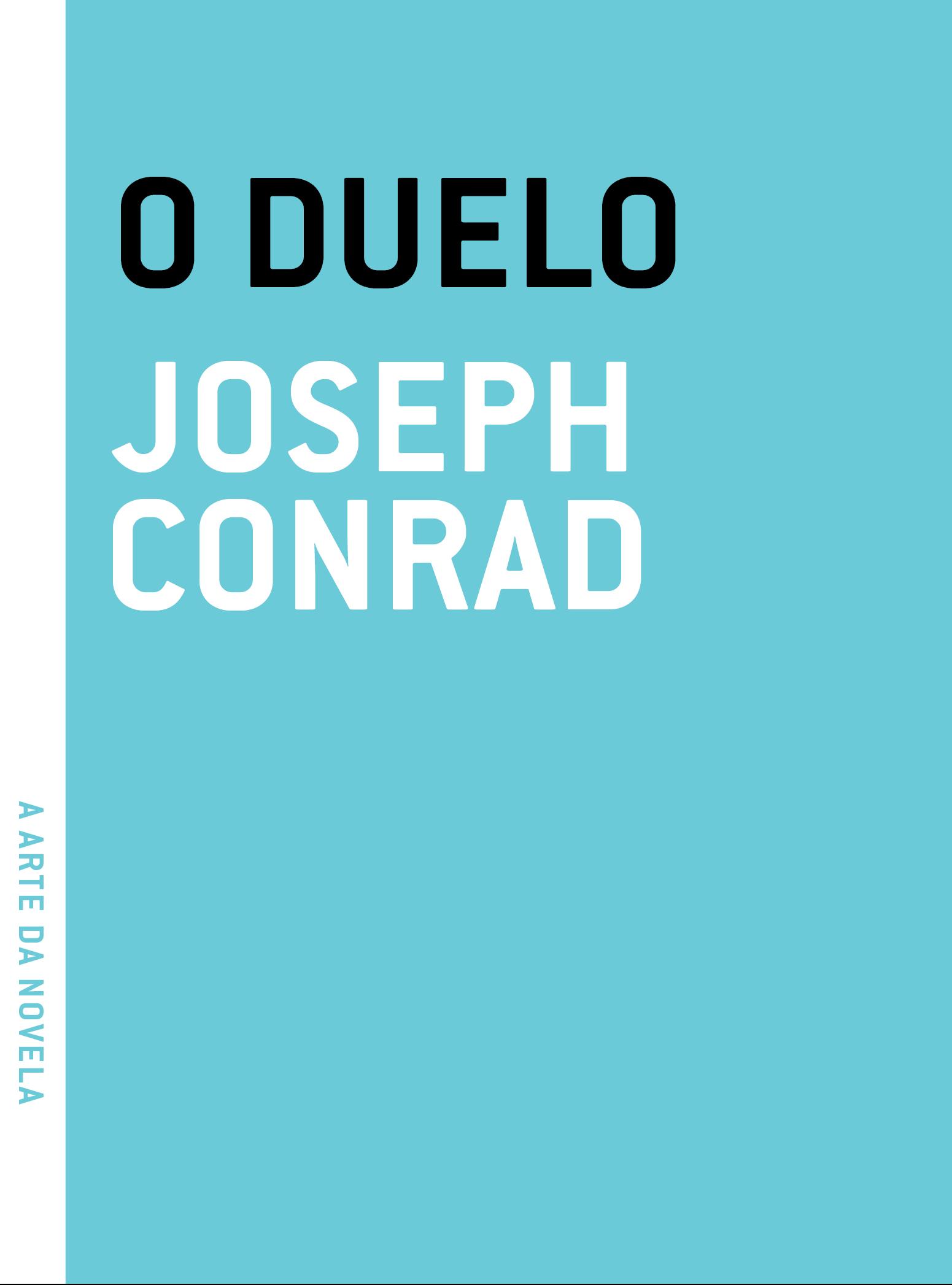 O duelo, livro de Joseph Conrad