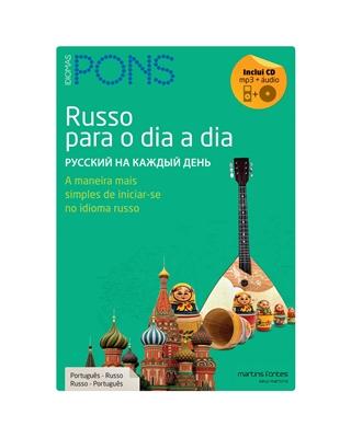 Russo para o Dia a Dia, livro de Pons