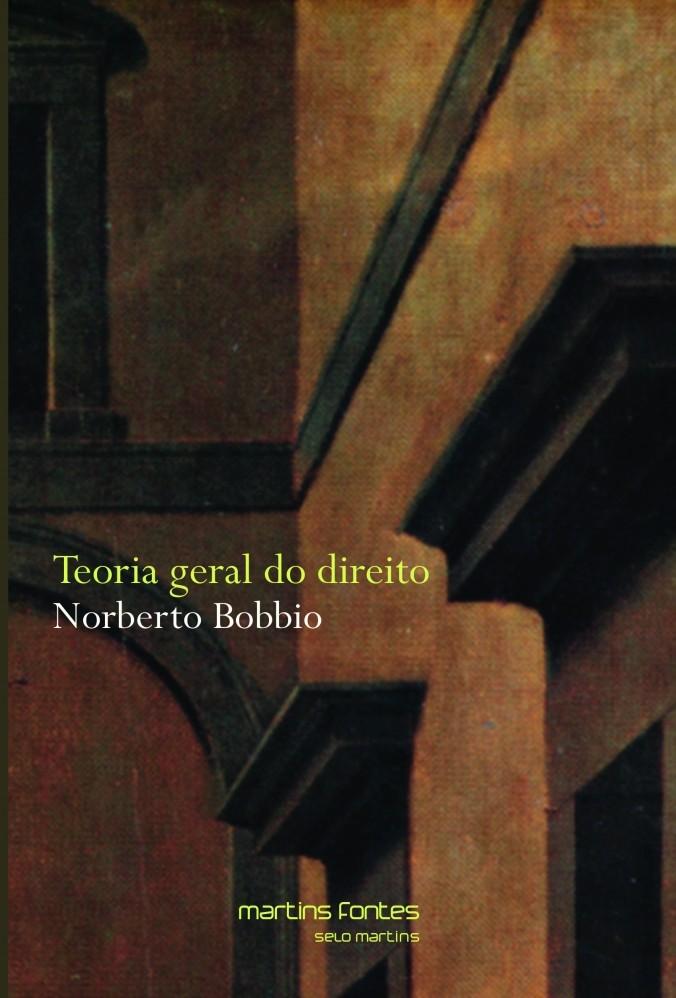 Teoria Geral do Direito, livro de Norberto Bobbio