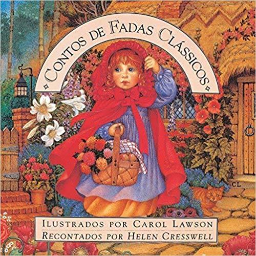 CONTOS DE FADAS CLASSICOS, livro de CRESSWELL