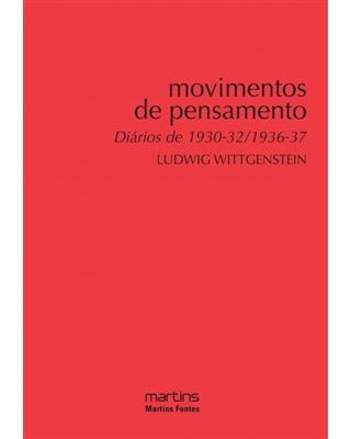 Movimentos de Pensamentos, livro de Wittgenstein, Ludwig