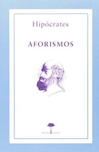 Aforismos, livro de Hipócrates