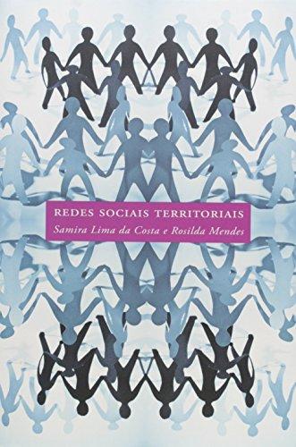 Redes Sociais Territoriais, livro de Samira Lima da Costa