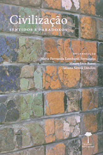 Civilização: Sentidos e Paradoxos, livro de Maria Fernanda Lombardi Fernandes