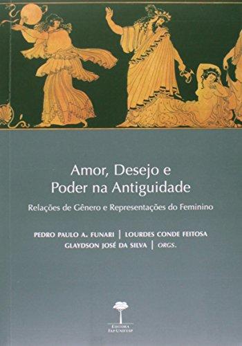 Amor, Desejo e Poder: Relações do Gênero e Representações do Feminino, livro de Micheline Patrícia