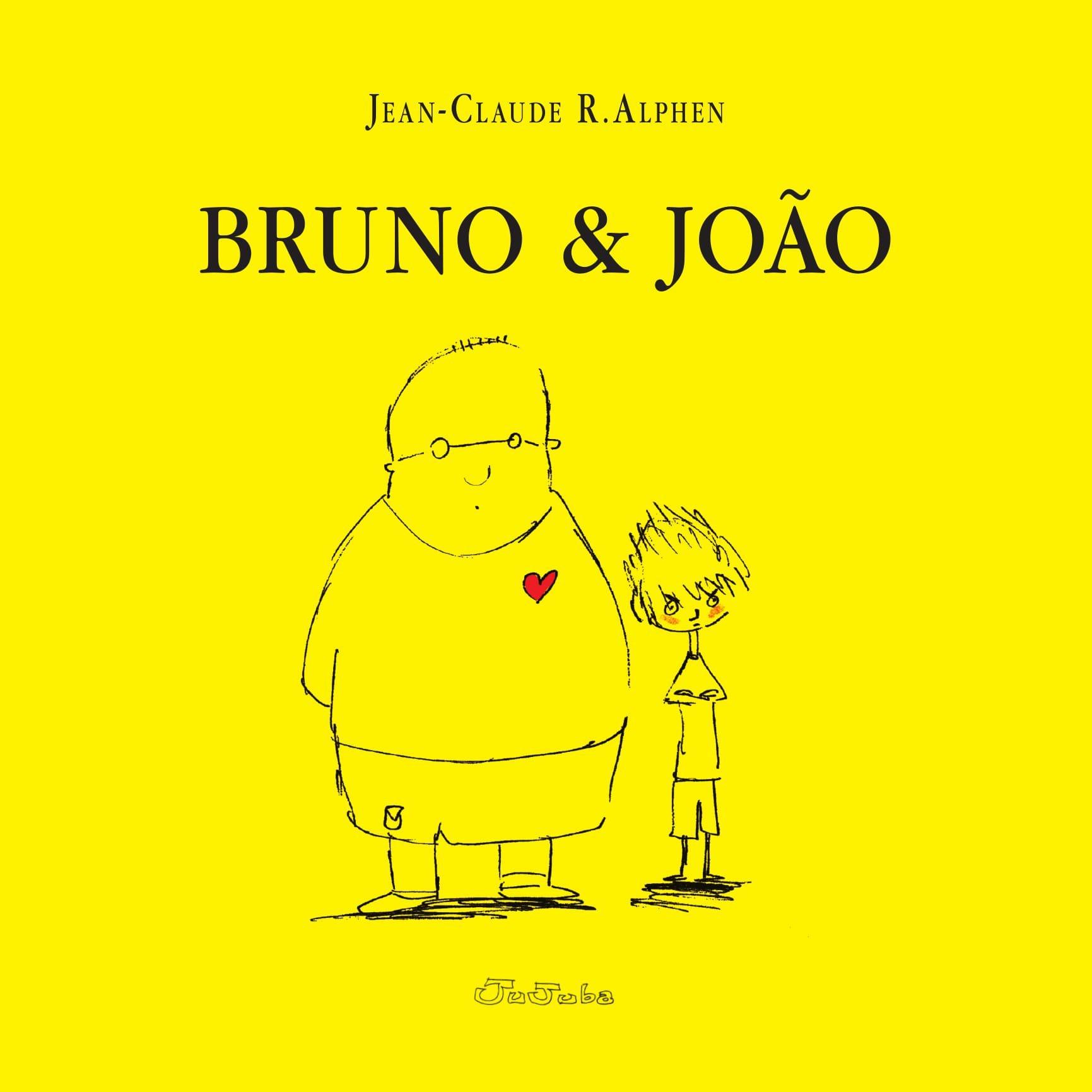 Bruno e João, livro de Jean-Claude R. Alphen
