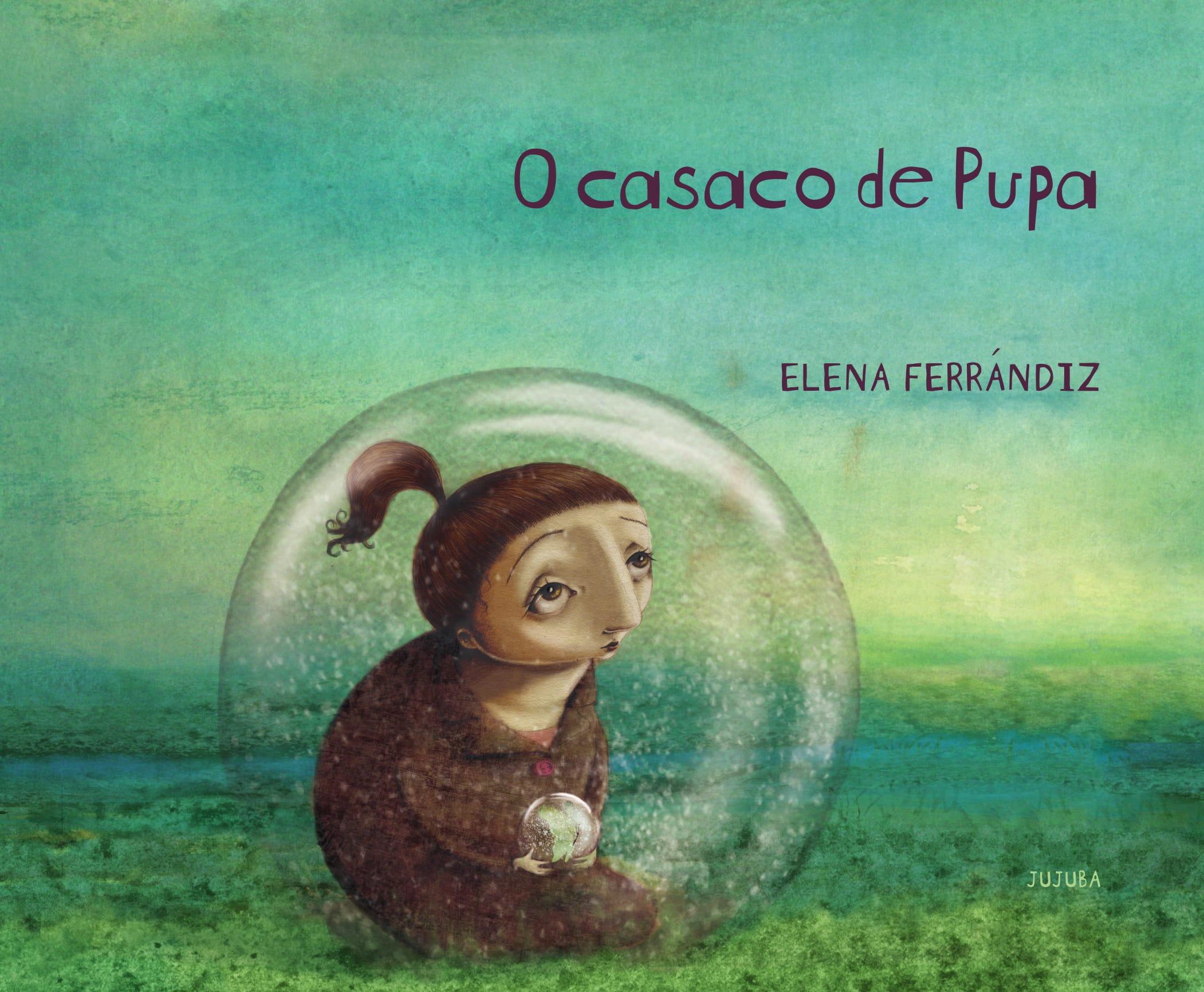 O casaco de Pupa, livro de Elena Ferrándiz