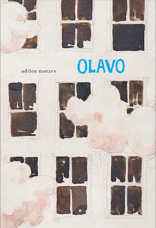 Olavo, livro de Odilon Moraes