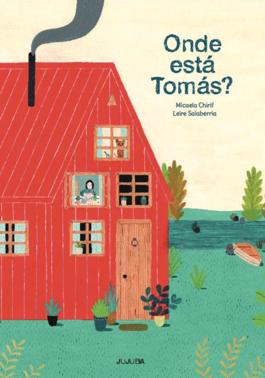 Onde está Tomás?, livro de Micaela Chirif