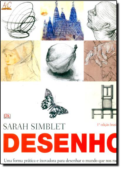 Desenho, livro de Sarah Simblet