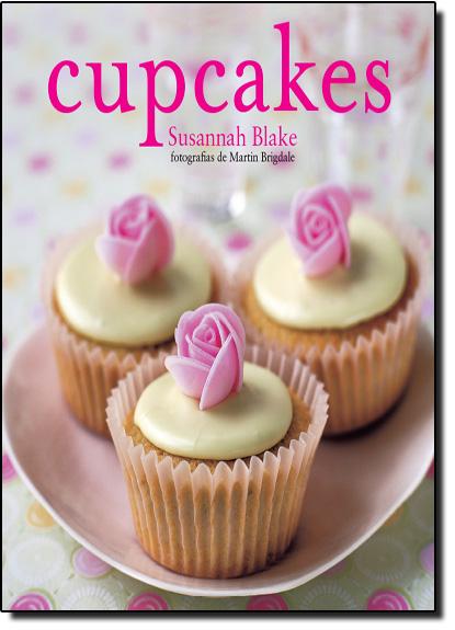 Cupcakes, livro de Susannah Blake