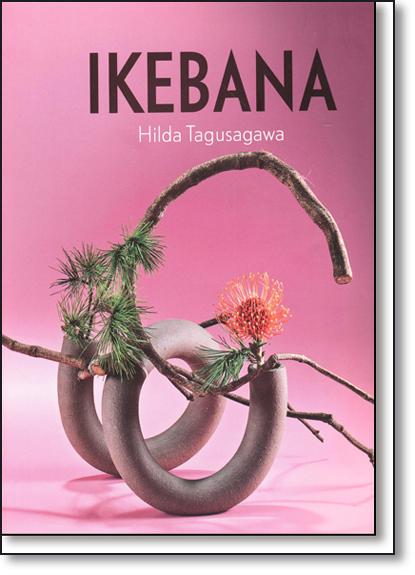Ikebana, livro de Hilda Tugusagawa