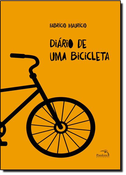 Diário de uma Bicicleta, livro de Fabrício Maurício