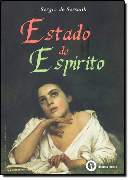 Estado de Espírito, livro de Sergio de Sersank