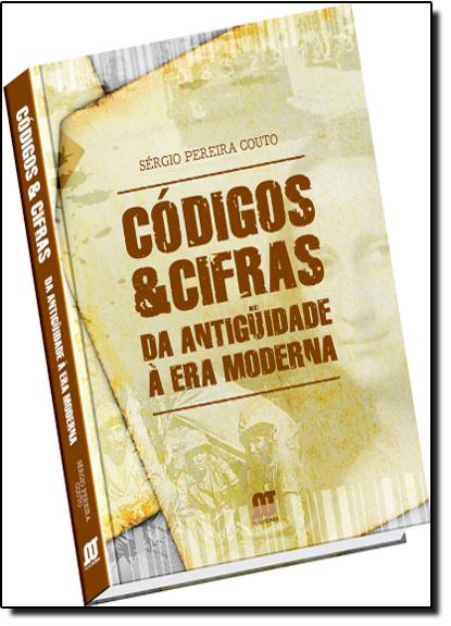 Códigos e Cifras, livro de Sérgio Pereira Couto