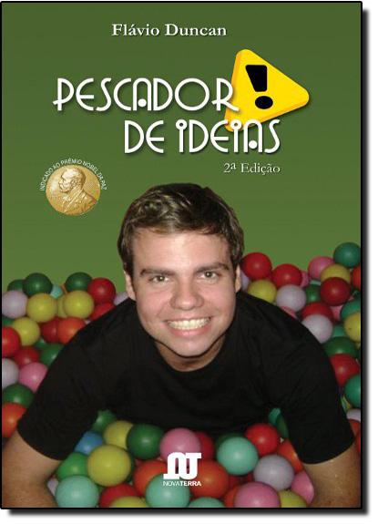 Pescador de Ideias, livro de Flávio Duncan