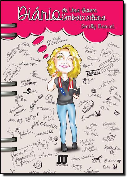 Diário de Uma Jovem Embaixadora, livro de Emilly Borret